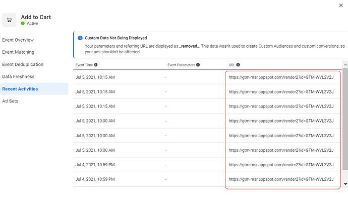 server side sending false events 3